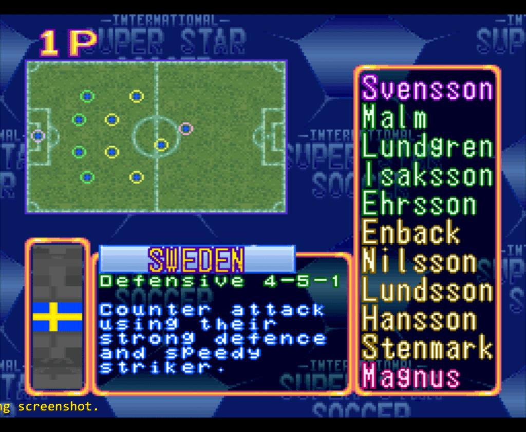 Suecia ISS