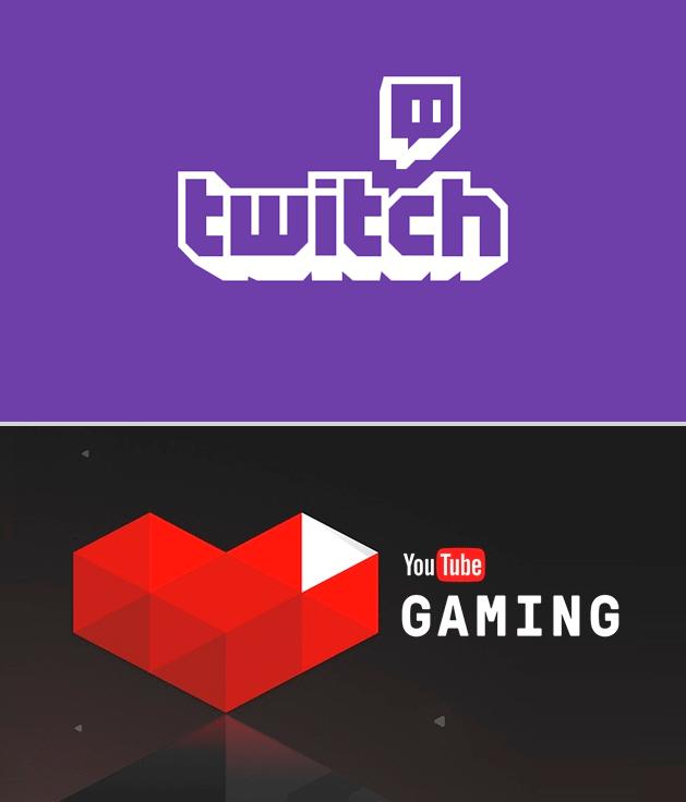 Twitch y Youtube reinan por sobre los mismos videojuegos