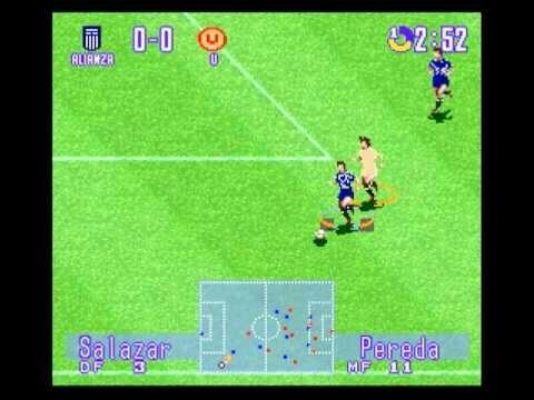 Futbol Peruano 97