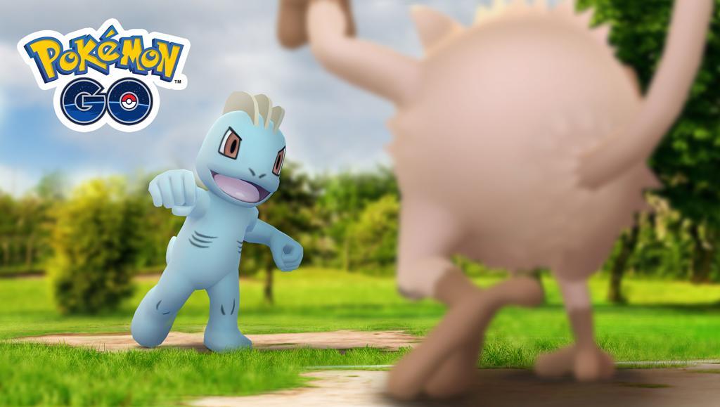 Pokémon GO desafío lucha