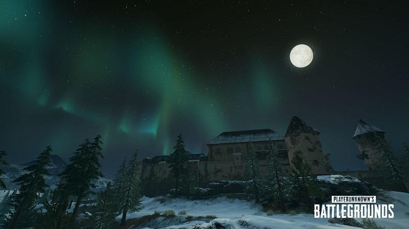 PUBG nocturno xbox one aurora