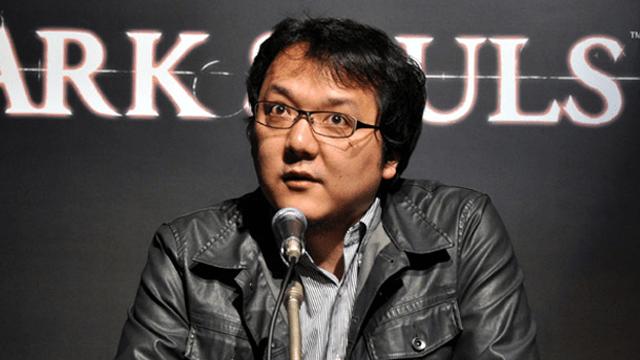 Hidetaka Miyazaki Battle Royale From Software