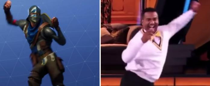 Fortnite Fresh Alfonso Ribeiro