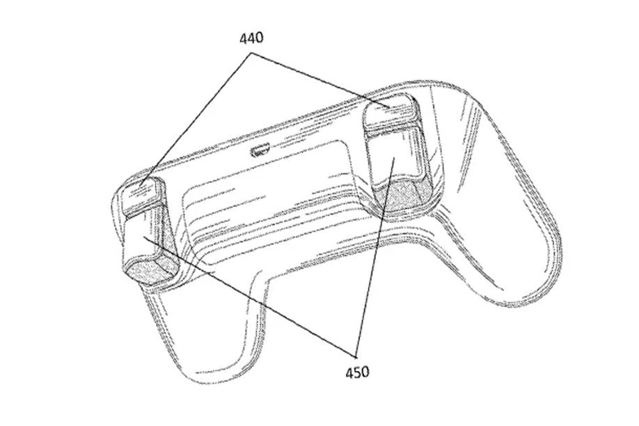 Google patenta mando videojuegos