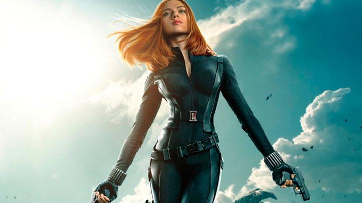 Black Widow Avengers 4