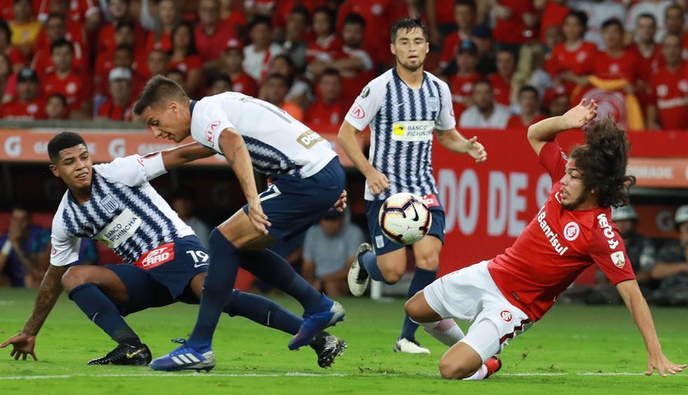 Alianza Lima - Inter