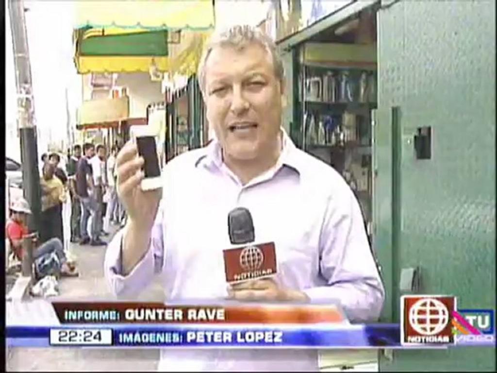 Gunter Rave