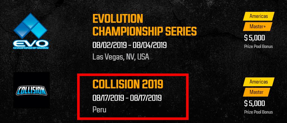 Peru Collision Tekken