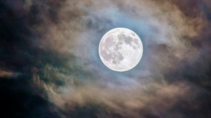 Superluna de Nieve