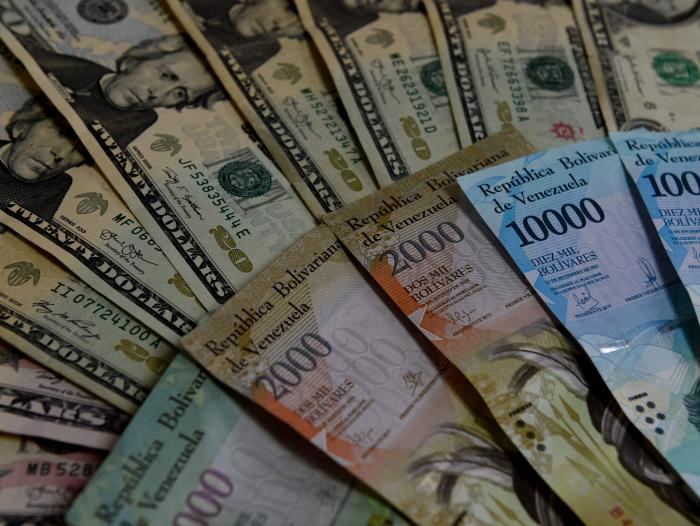 dolar de Venezuela