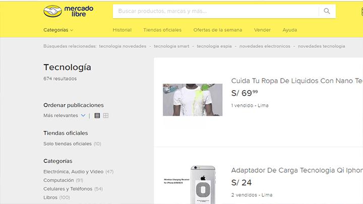 bb509f643da Mercado Libre: Categorías, medios de pago y beneficios de comprar y ...