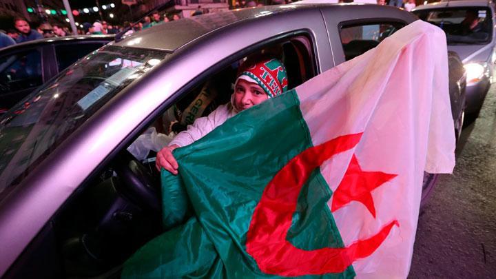 Celebraciones en Argelia
