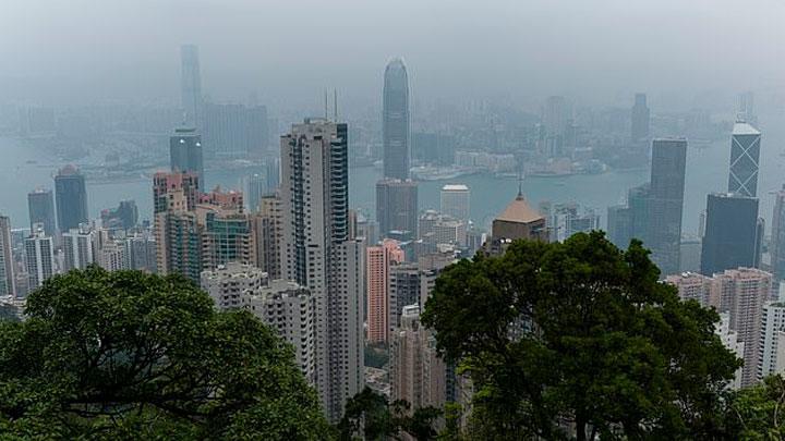 Adolescente Hong Kong