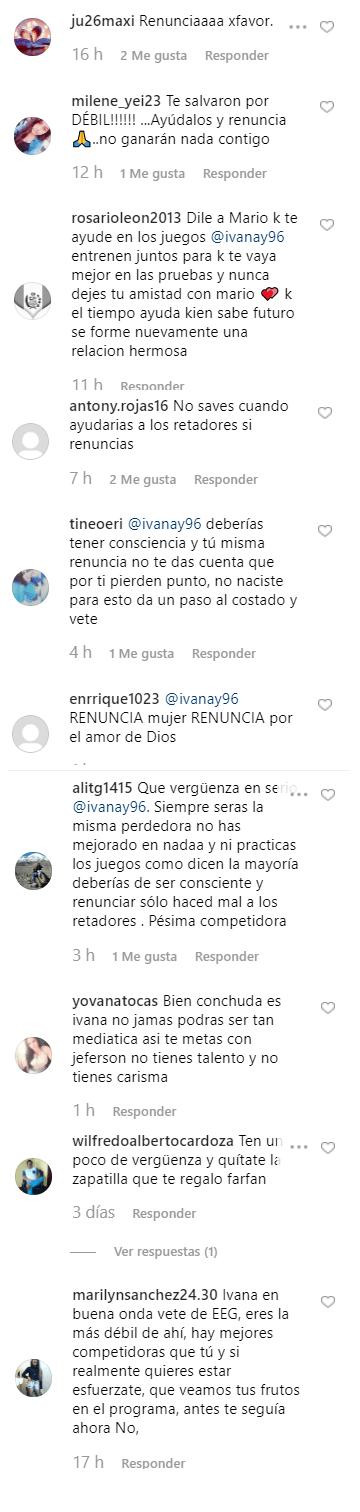Instagram Jefferson Farfán Ivana Yturbe