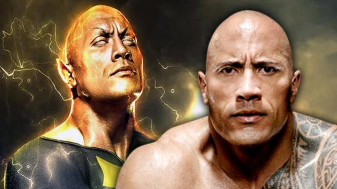 Dwayne Johnson 'The Rock' será Black Adam en el Universo DC de películas