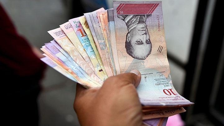 Cotización del dólar en la frontera con Colombia