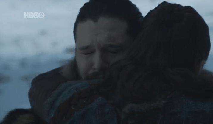 Arya jon snow
