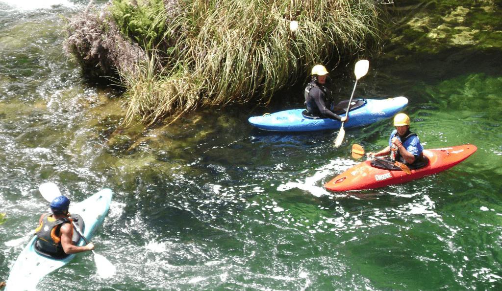 Canotaje Huancaya