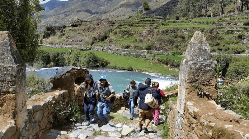 Trekkin Huancaya