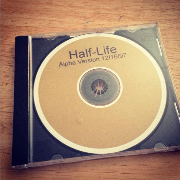 Half Life alpha 1997