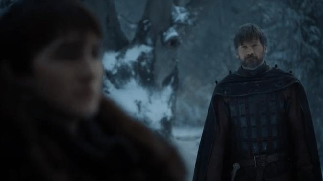 Bran Stark - Jamie Lannister