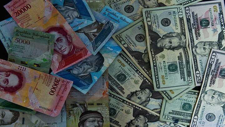 Precio del dólar en Venezuela