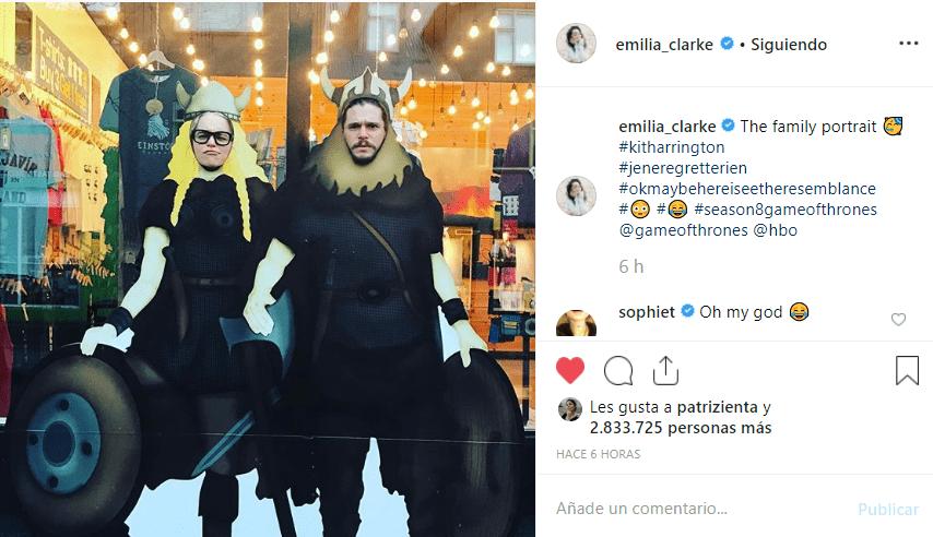 Emilia Clarke - Daenerys Targaryen