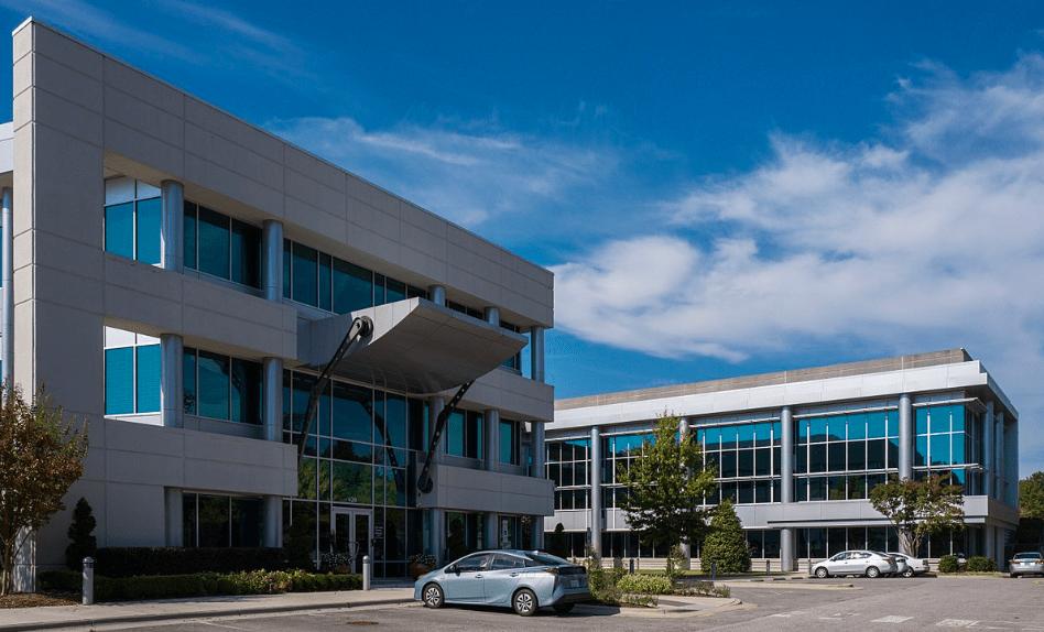 Fortnite oficinas
