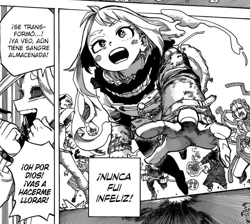 My Hero Academia Manga 225 Español Himiko Toga Usa El Poder