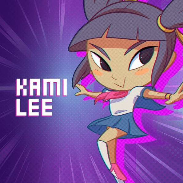 Impossible Fight Kami Lee