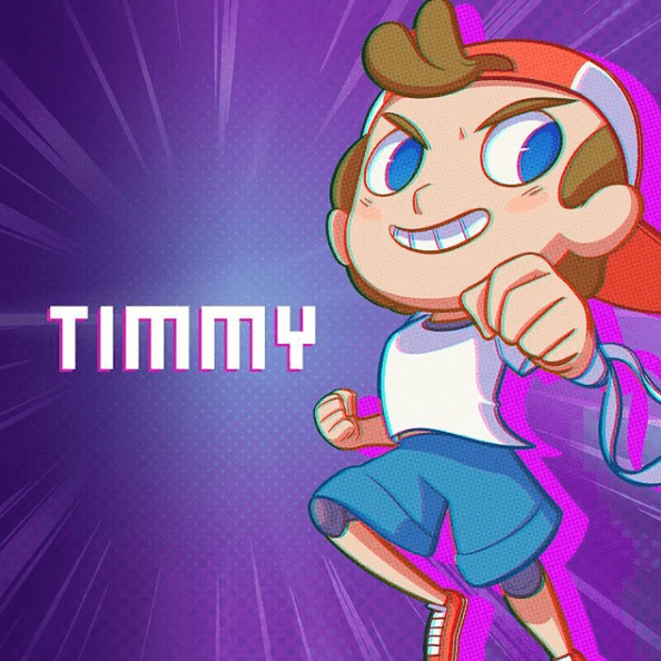Impossible Fight Timmy