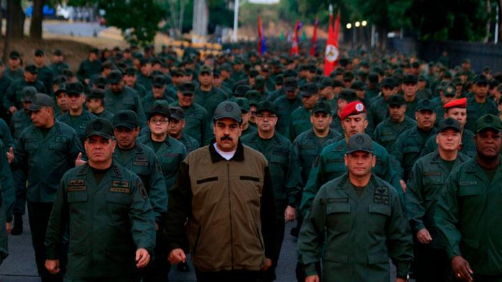 Ministro de Defensa de Maduro