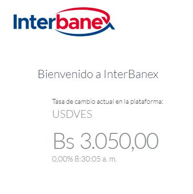 Interbanex 5 de mayo