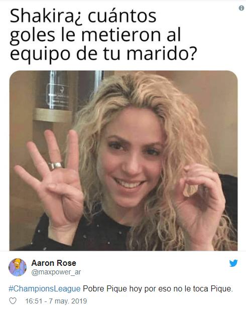 Instagram Shakira