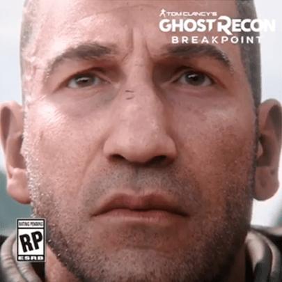 Jon Bernthal Ghost Recon Breakpoint