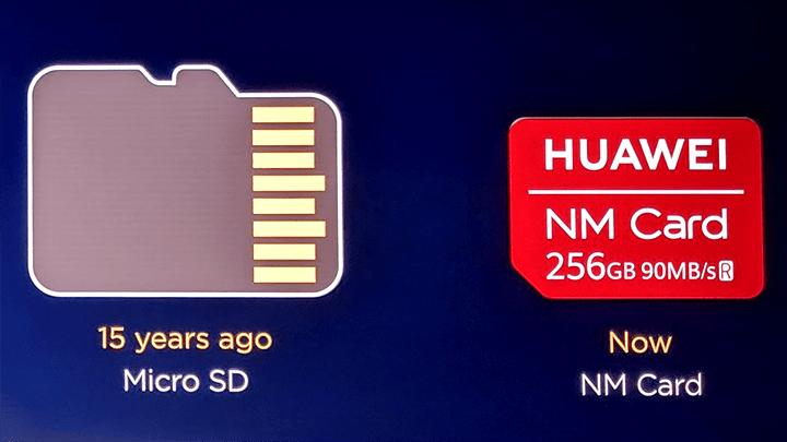 Huawei Tarjetas MicroSD
