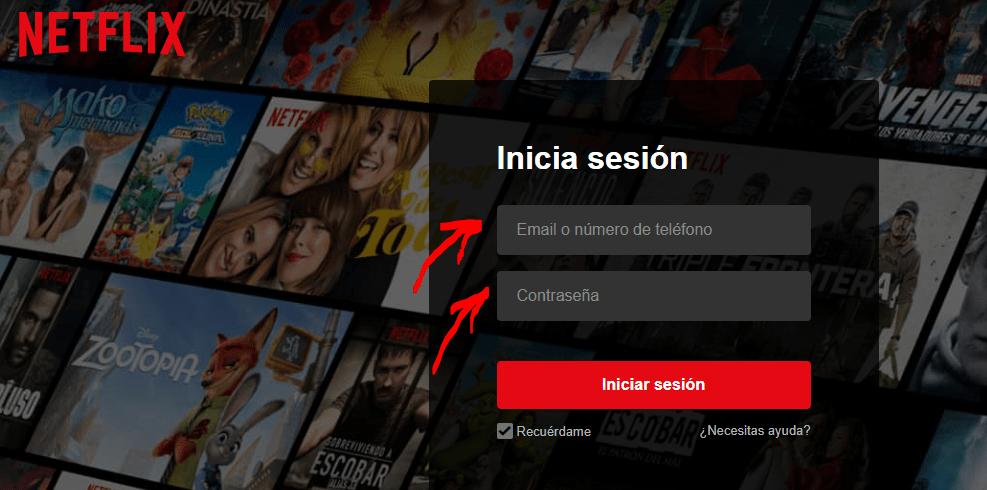 Netflix Perus
