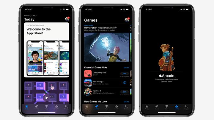Apple iOS 13 iPhone iPad iPod Touch
