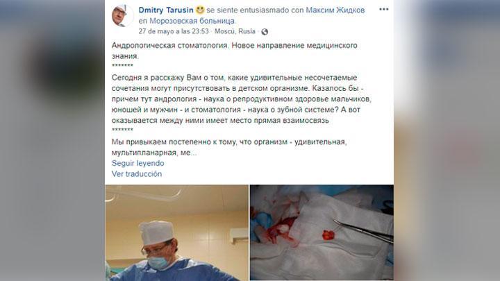 medico ruso