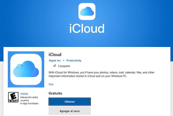 iCloud Apple