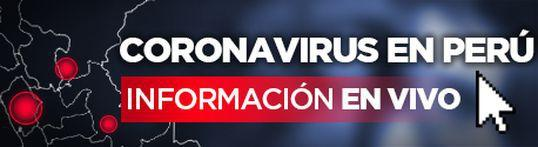 Coronavirus en el perú
